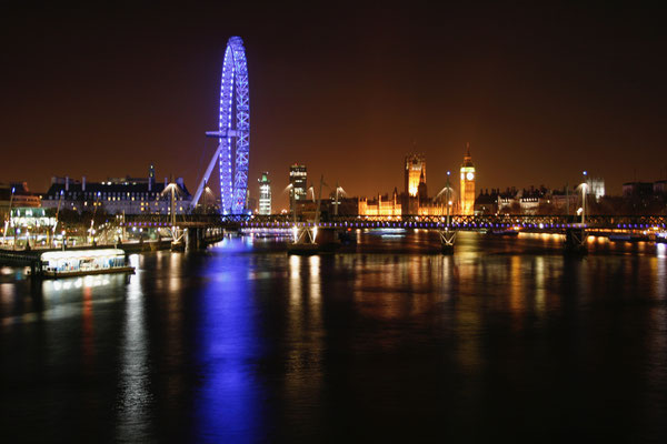 LONDON, GREAT BRITAIN - 2015