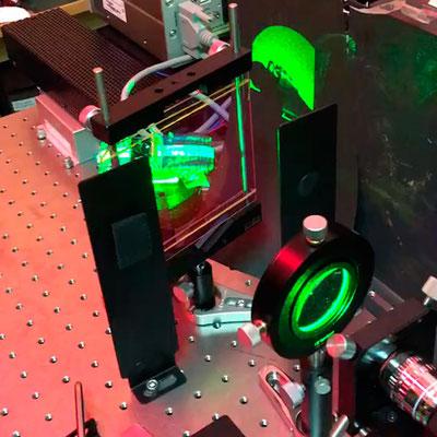 FIGURA G-II / Image Hologram Recording