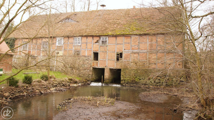 die alte Mühle | Foto: Detlef Zabel