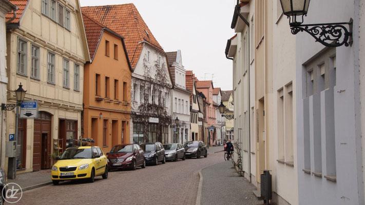 Die Altstadt auf der kleinen Insel | Foto: Detlef Zabel