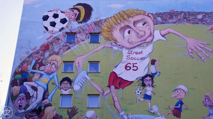 Spiel- und Sportplatz Adolfstraße | Foto: © Detlef Zabel