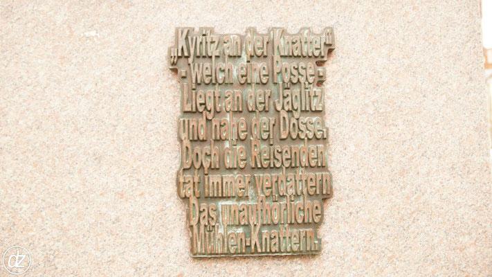 Kyritz an der Knatter | Foto: Detlef Zabel