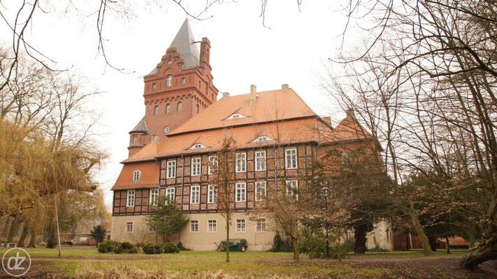 Die Burg | Foto: Detlef Zabel