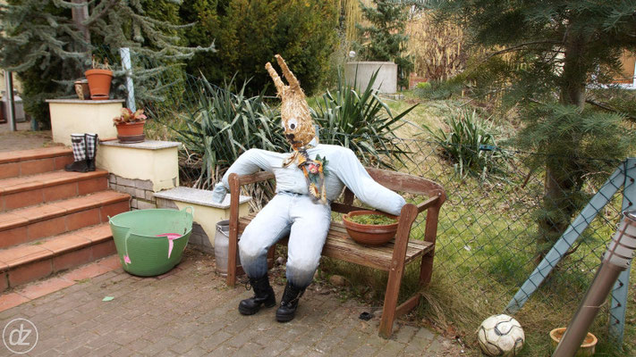 So wird das nichts mit Ostern! | Foto: Detlef Zabel