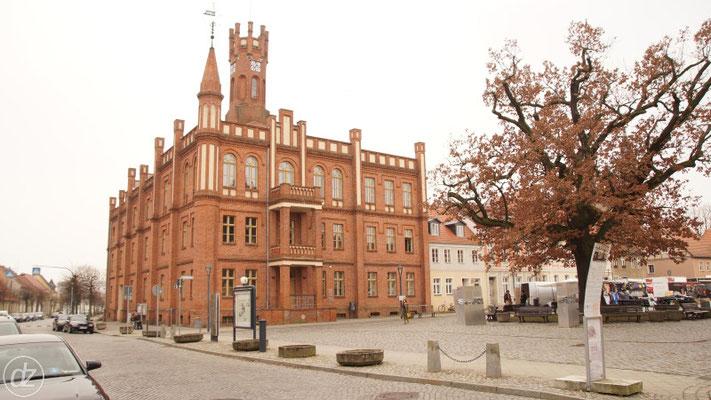 Rathaus | Foto: Detlef Zabel