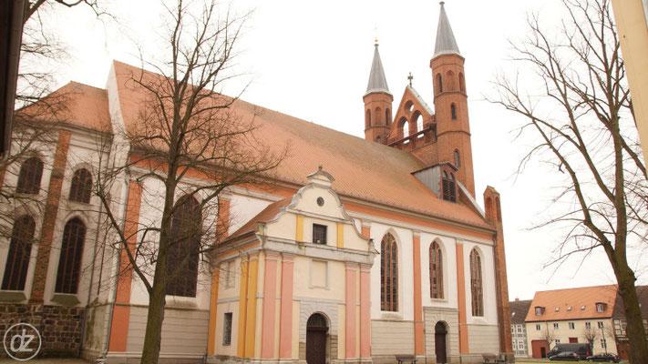 Pfarrkirche St. Marien | Foto: Detlef Zabel
