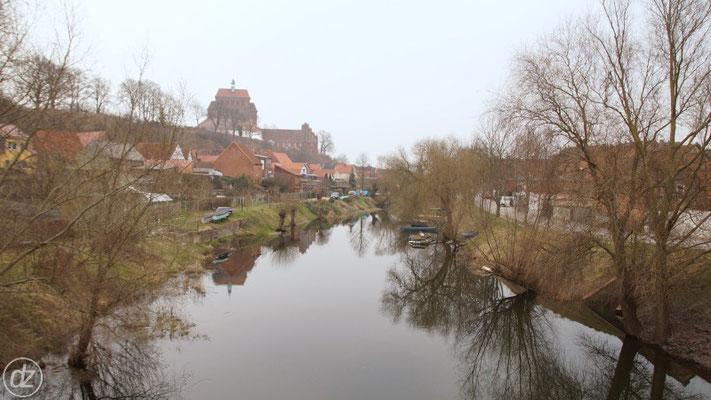 Stadtgraben mit Blick auf den Dom | Foto: Detlef Zabel