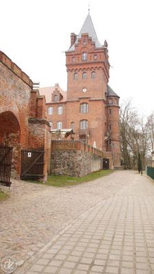 Turm der Plattenburg | Foto: Detlef Zabel
