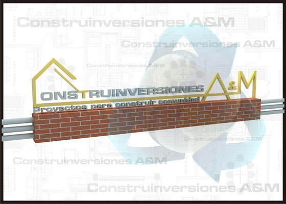 LOGO 3N 3D CONSTRUINVERSIONES