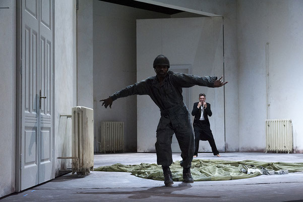 """""""Rückkehr in die Wüste""""  Residenztheater"""