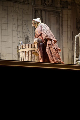 """La serva padrona"" Salzburger Marionettentheater"