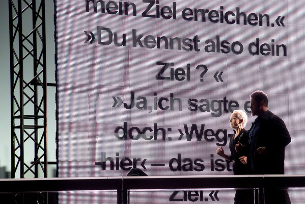 """Dantons Tod""  Gärtnerplatztheater"