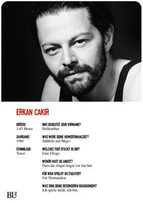 Erkan Cakir - McMurphy Kuckucksnest Hamburg 2016 Theater Orange