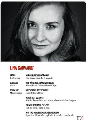Lina Garvardt - Schwester Flinn & Sandra Kuckucksnest Hamburg 2016 Theater Orange