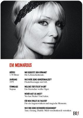 Evi Meinardus - Schwester Ratched Kuckucksnest Hamburg 2016 Theater Orange