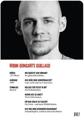Robin Bongarts Guillaud - Billy Kuckucksnest Hamburg 2016 Theater Orange
