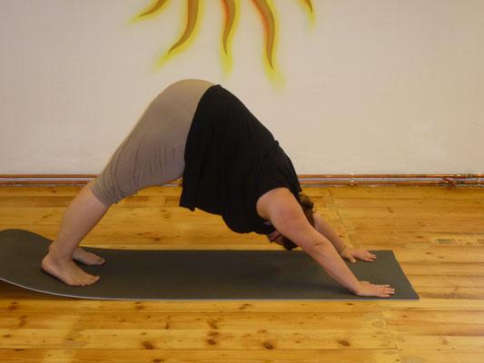 Yoga in der Gauguschmühle