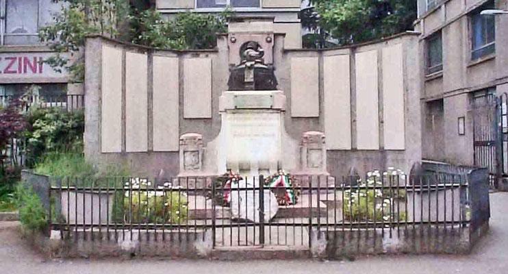 Monumento ai Caduti - Giardini Pavanello