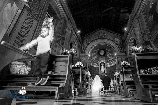 Il matrimonio a Santa Maria Immacolata alla Cervelletta - Roma