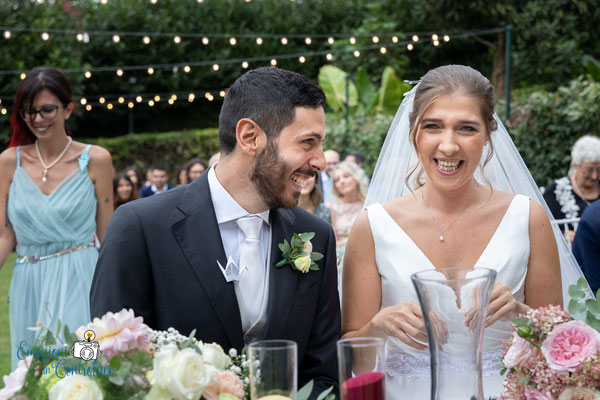 la celebrazione del matrimonio