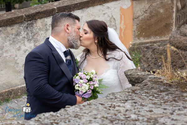Fotografie degli sposi: Frascati