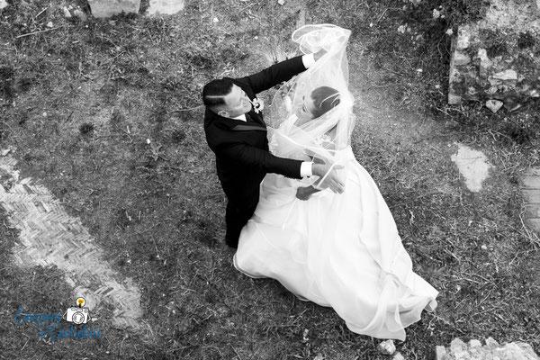 Incontro tra gli sposi