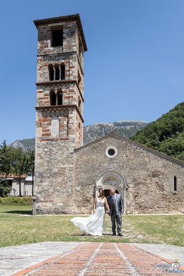 Matrimonio a Santa Maria Extra Moenia