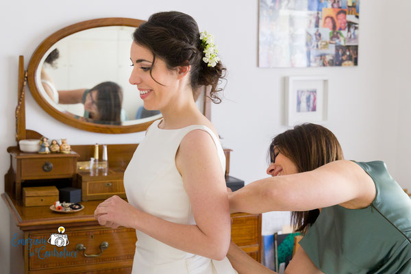 La preparazione della sposa