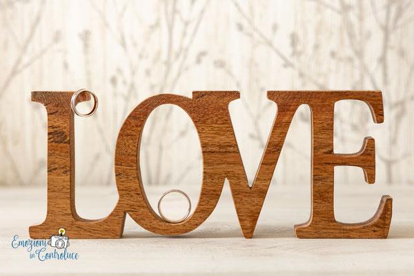 LOVE: l'amore coronato dal matrimonio