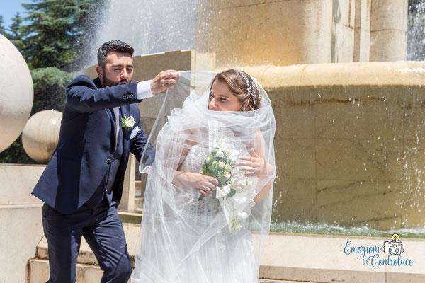 Danilo ed Erica: fotografie dal matrimonio a L'Aquila