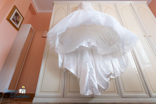Il vestito della sposa