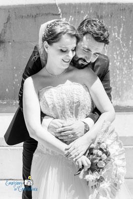 Danilo ed Erica: gli sposi