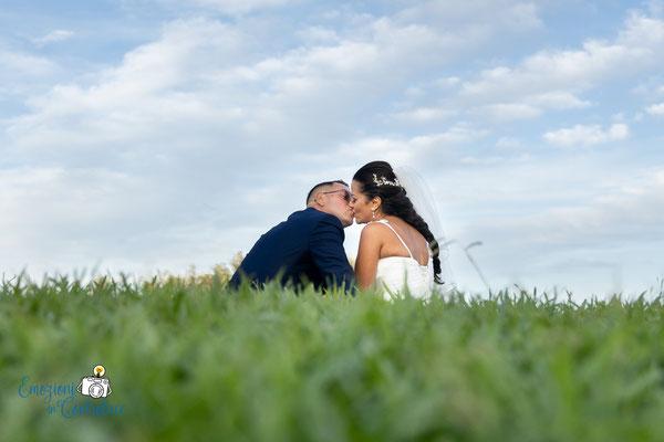Le fotografie dopo il matrimonio