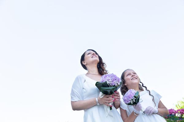 L'uscita della sposa