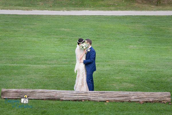 Fotografie degli sposi al Borgo di Tragliata, matrimonio a Roma