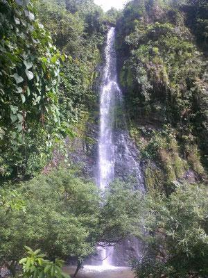 ...und wieder ein Wasserfall entdeckt...
