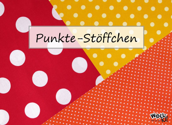 Punkte-Stoffe