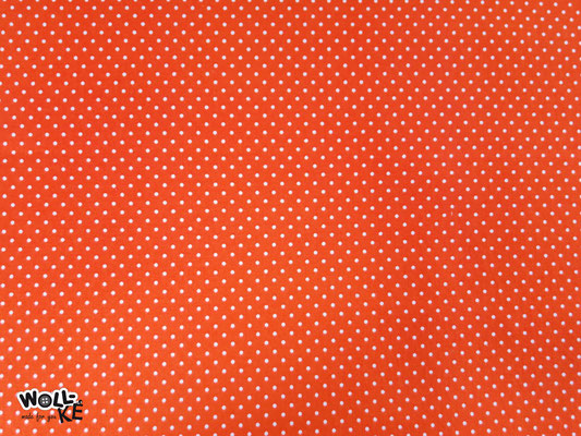 Pünktchen 1 -2 mm orange