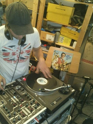 Dj Reedoo puttin´some flavour to the Recordings