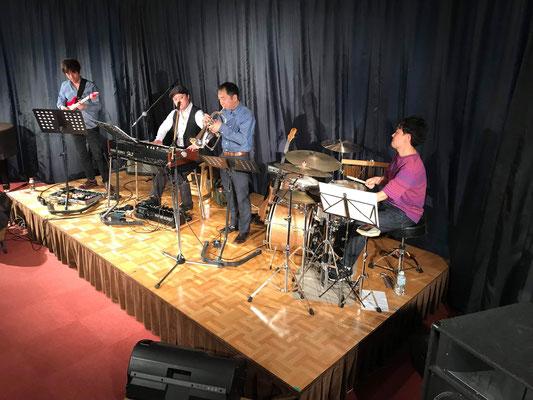 田丸智也グループ『ジャズファンクの夕べ』