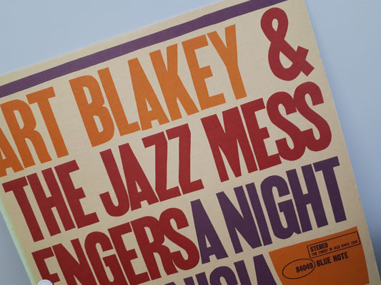 4049 ART BLAKEY AND THE JAZZ MESSENGERS night in tunisia