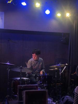 亀井孝太郎ドラムソロ