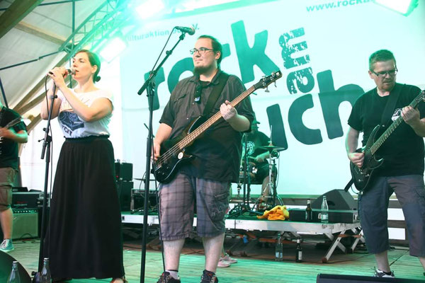 We lost track - Rock am Bruch 2019