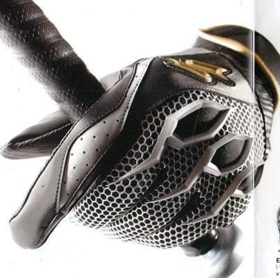 SSK バッテイング手袋 プロエッジシリーズ EBG600w
