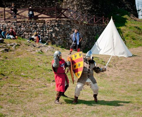 Combat des Seigneurs d'Hautpoul