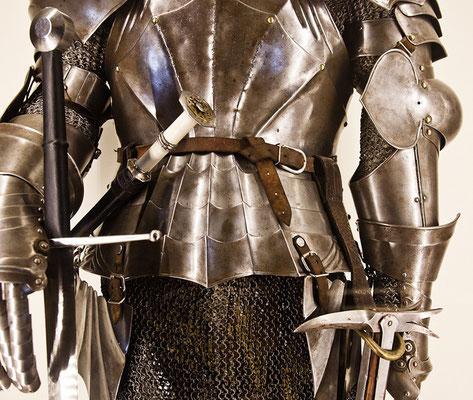 Armure 15ème, Calmont d'Olt, Espalion