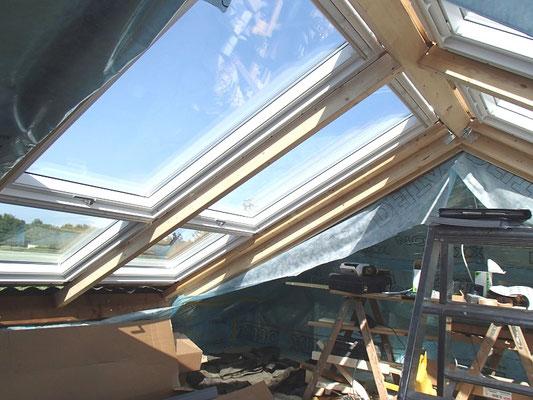 "Dachfenster ""Himmelpforten"" (7) - Foto: KÄPPLER BauTischlerei"