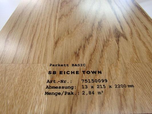 """Bodenbelag Parkett """"SB Eiche Town"""" (7) - Foto: KÄPPLER BauTischlerei"""