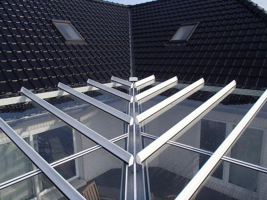 """Terrassendach aus Aluminium, """"Hemmoor"""" (2) - Foto: KÄPPLER BauTischlerei"""