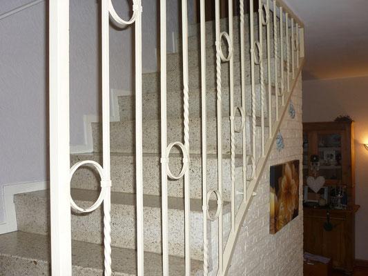 """Holztreppe an und auf Beton """"Jork"""" (2) - Foto: Käppler BauTischlerei"""